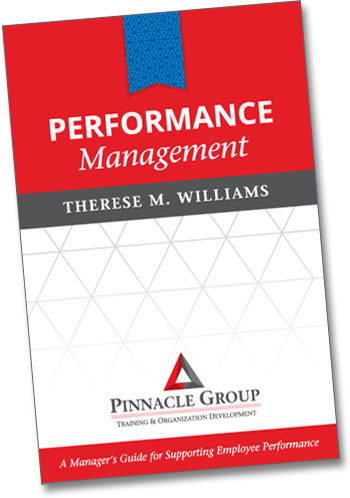 pinnacle-group-performance-management-book-therese-williams